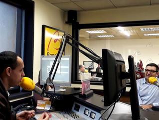 Novembro Azul | Entrevista para a Rádio Banda B
