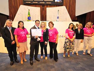 Médico da Cardio&Saúde é  homenageado na Assembleia Legislativa do Paraná
