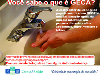 Infectologia em Curitiba | Você sabe o que é GECA?