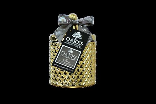 """Frankincense & Myrrh"" Boxed Small Glass Jar"