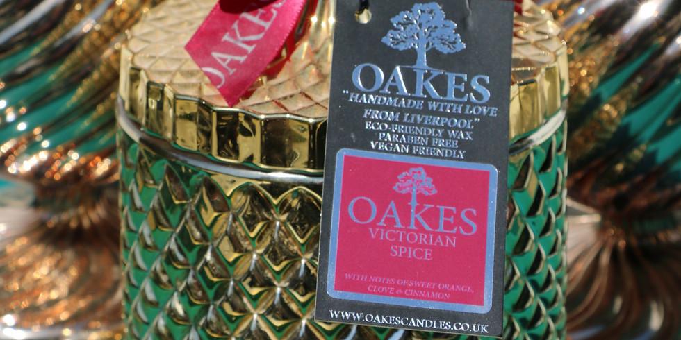 Oakes Candles Exclusive Secret Sale