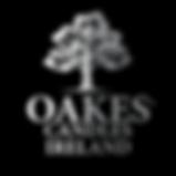 1Black Silver Oakes Logo IRELAND 600mm x