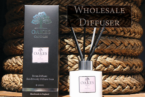 Wholesale 100ml Boxed Diffuser
