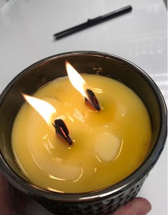 The Secret To The Wooden Wick Explained...