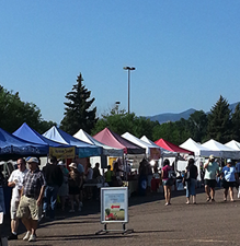 Southwest Plaza Farmer's Market Event