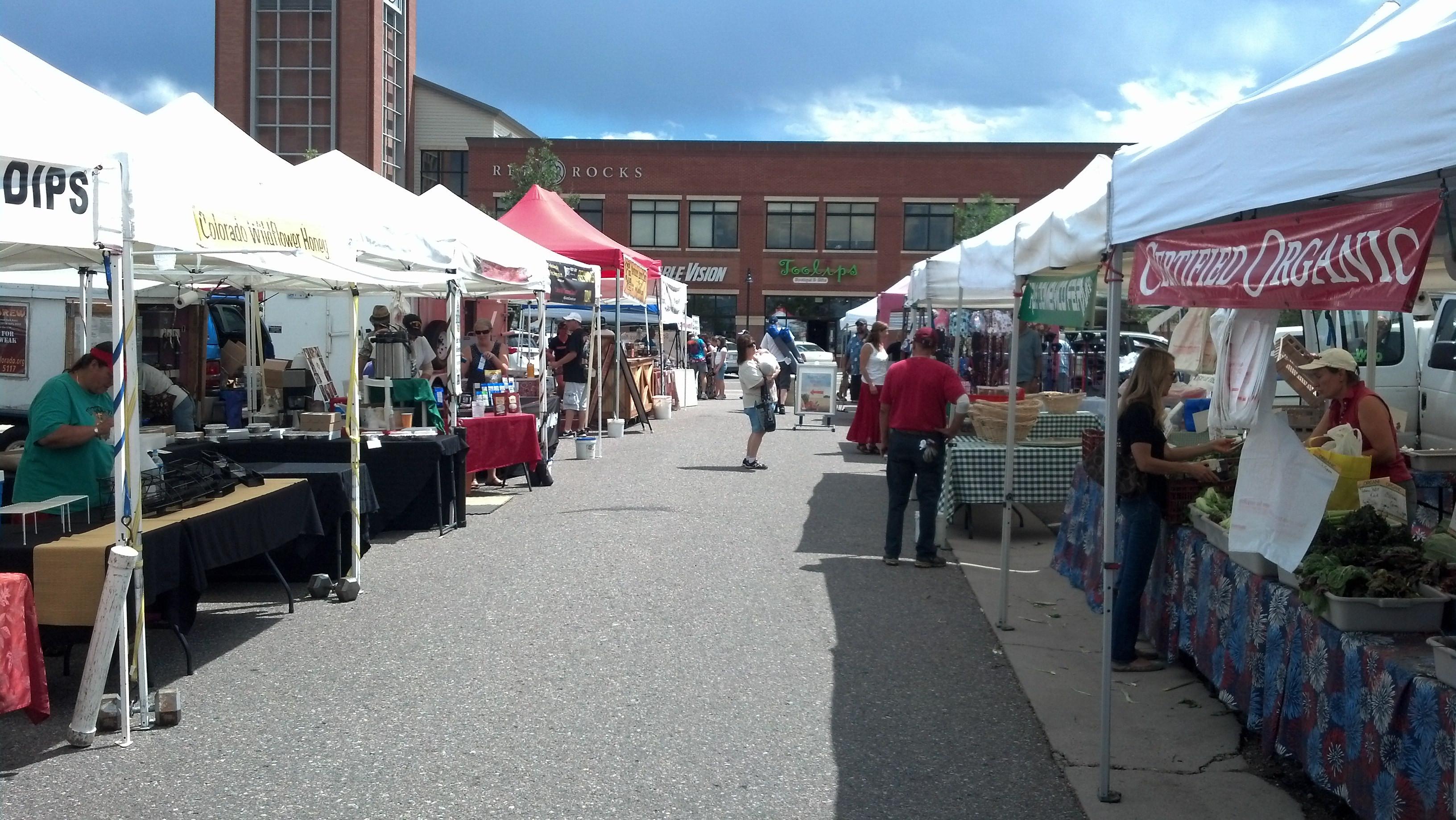 Highlands Ranch Farmer's Market Event