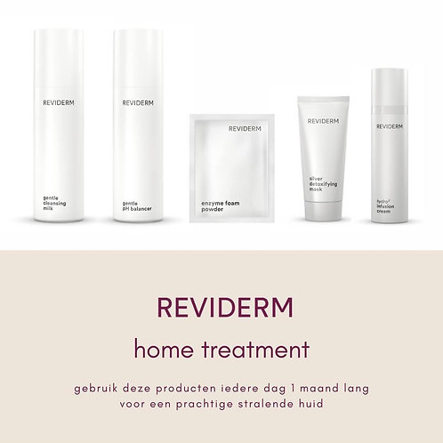 Home treatment -Young Skin-