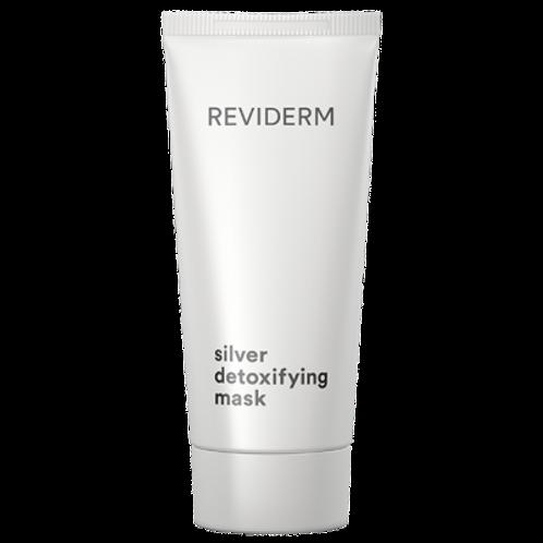 Silver detoxifying mask