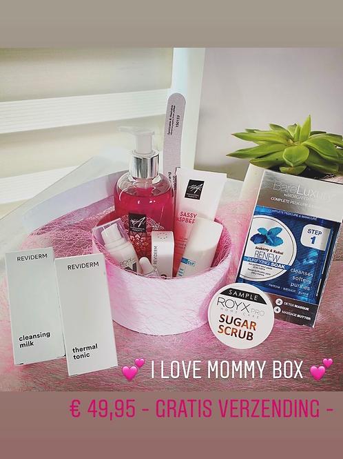 💕 I Love Mommy Box 💕