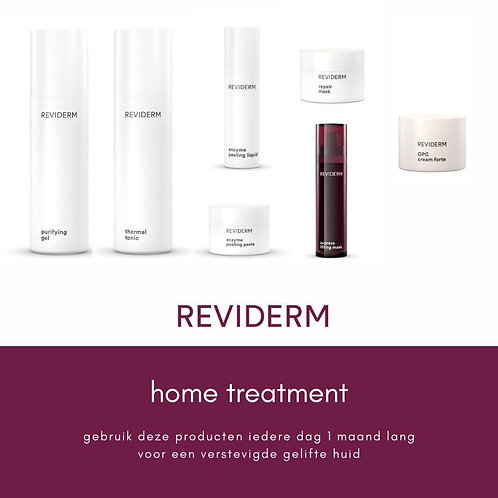 Home treatment -Anti Aging-