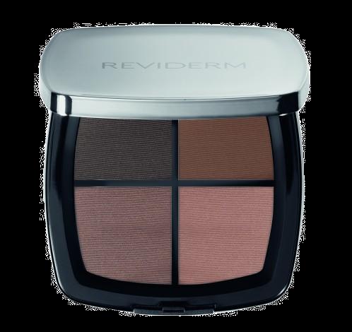 Mineral Quattro Eyeshadow (Chocolate Shades) 8g