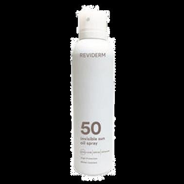 Invisible oil spray SPF 50