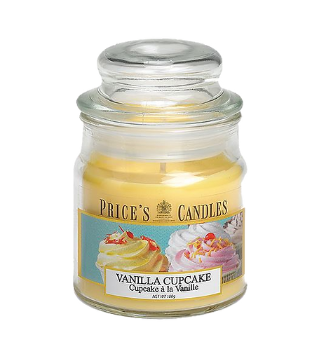 Vanilla Cupcake - Small jar