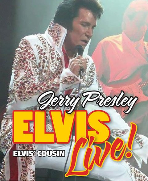 Elvis Live - Madison Square Garden