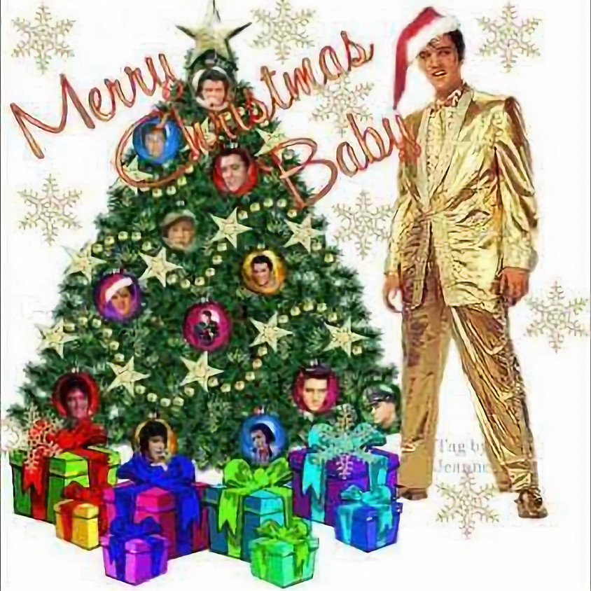 Elvis Live - Christmas