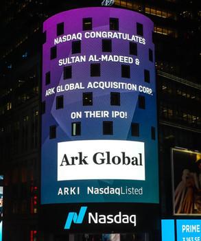 Ark Global Acquisition Corp. Nasdaq