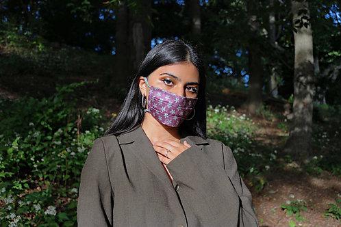 Lavendar & Honey Silk Mask