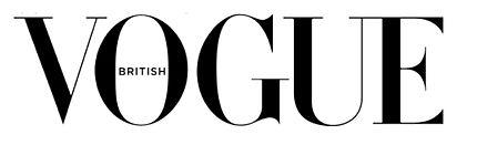 British Vogue Logo featuring Hope Sews founder and CEO Maya Mutalik