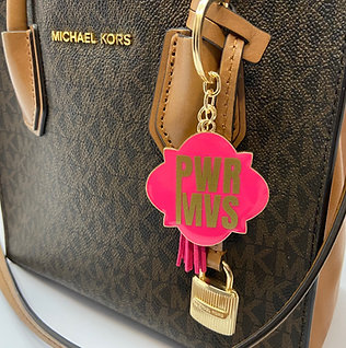 Power Moves Key Chain