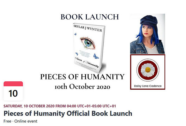 Pieces of Humanity Official Book Launch.