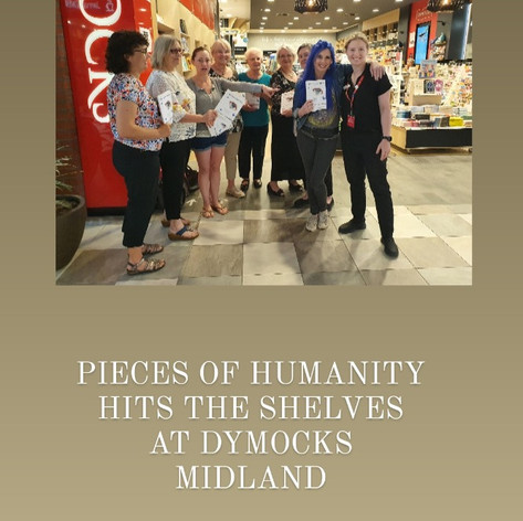 Pieces Of Humanity Dymocks Midland