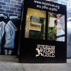 Online Event Nuyorican Poets Cafe