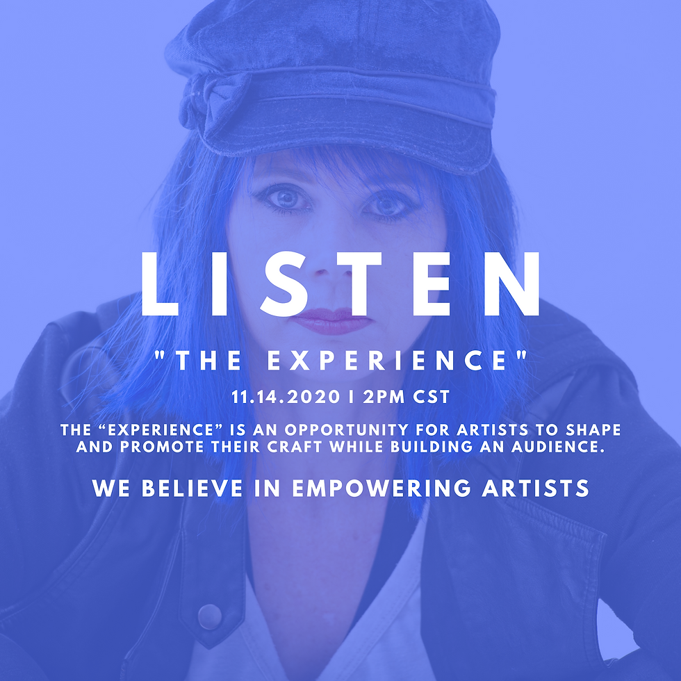 Skylar J Wynter LISTEN The Experience 11