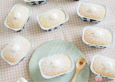 เค้กครีมหิมะนมฮอกไกโด