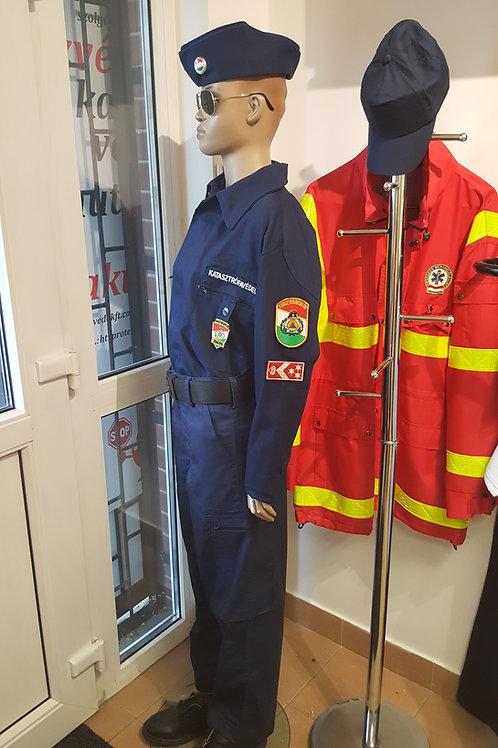 10 M Gyakorló ruházat teljes öltözet