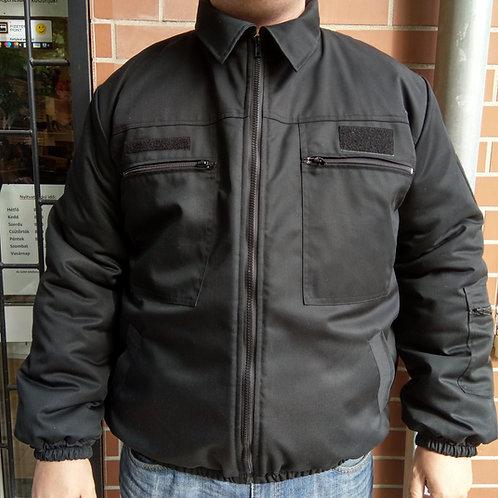 Fekete Gyakorló Kabát (Téli)