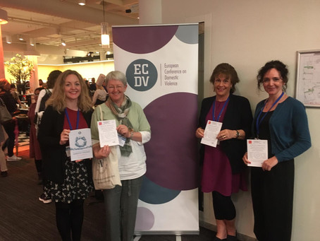 European Domestic Violence Conference (ECDV) in Oslo