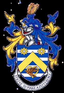Stelio Stefanou Coat of Arms