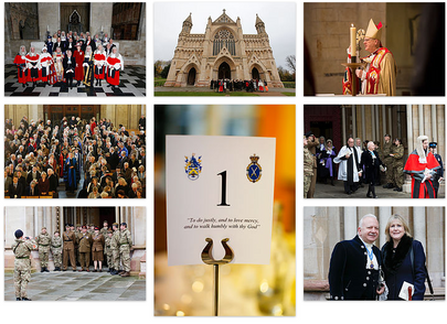 High Sheriff's Justice Service - Sunday 20th November