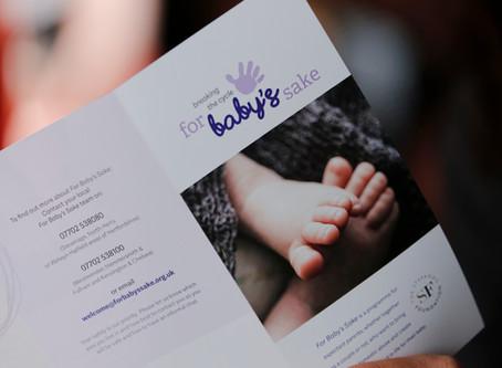 Launch of For Baby's Sake Cambridgeshire