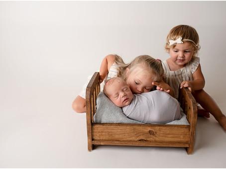 Newborn Family Photos – Will Newborn Session