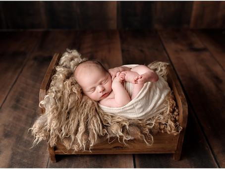Newborn Family Photography - Cooper, Newborn Session