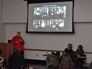 The Cherkashin's Talk at Hunter College