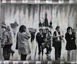 Red Square. Victory Day