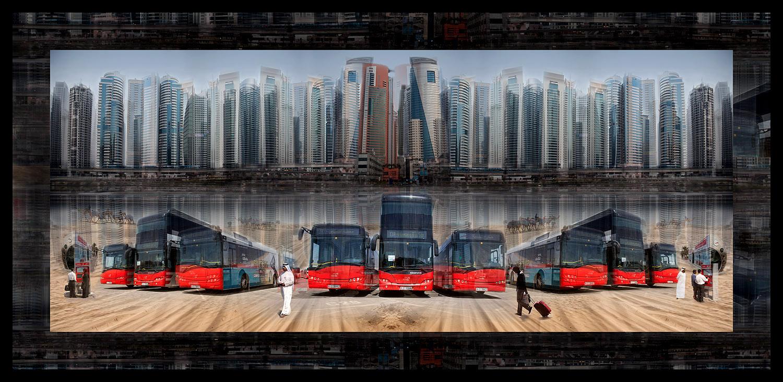 Dubai Buses