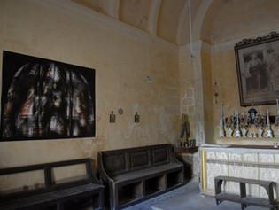 """Passion"". Mdina Cathedral Contemporary Art Biennale, Malta."