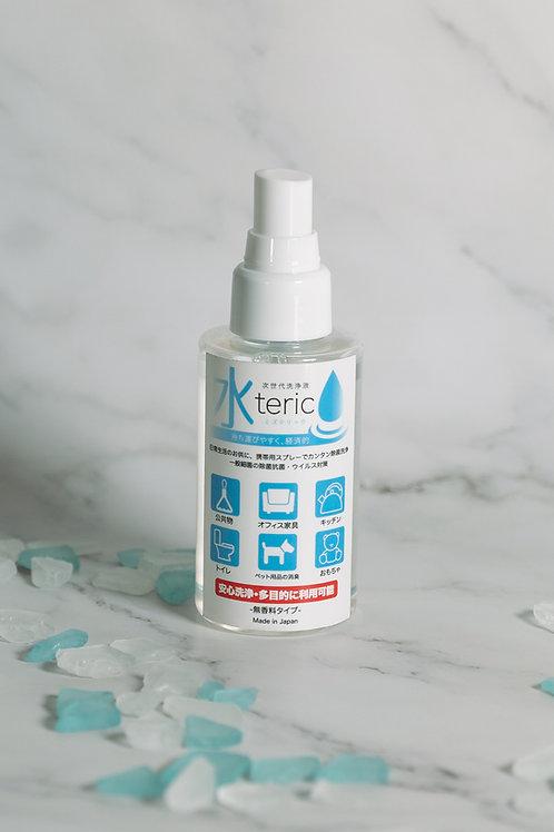 次世代洗浄液 水 teric(2g・100ml用)