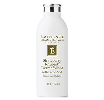 Éminence's Strawberry Rhubarb Dermafoliant
