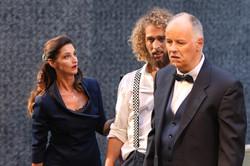 Lord + Lady Montague mit Benvolio