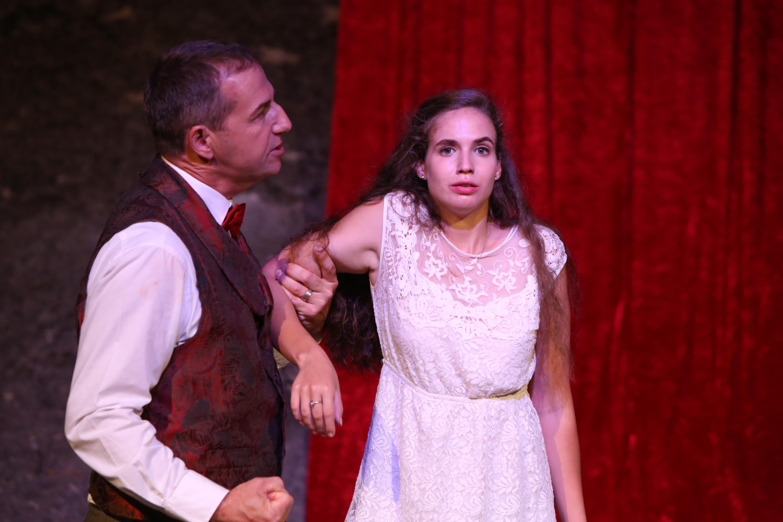 Lord Capulet und  Julia