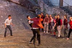 Capulets gegen Montagues