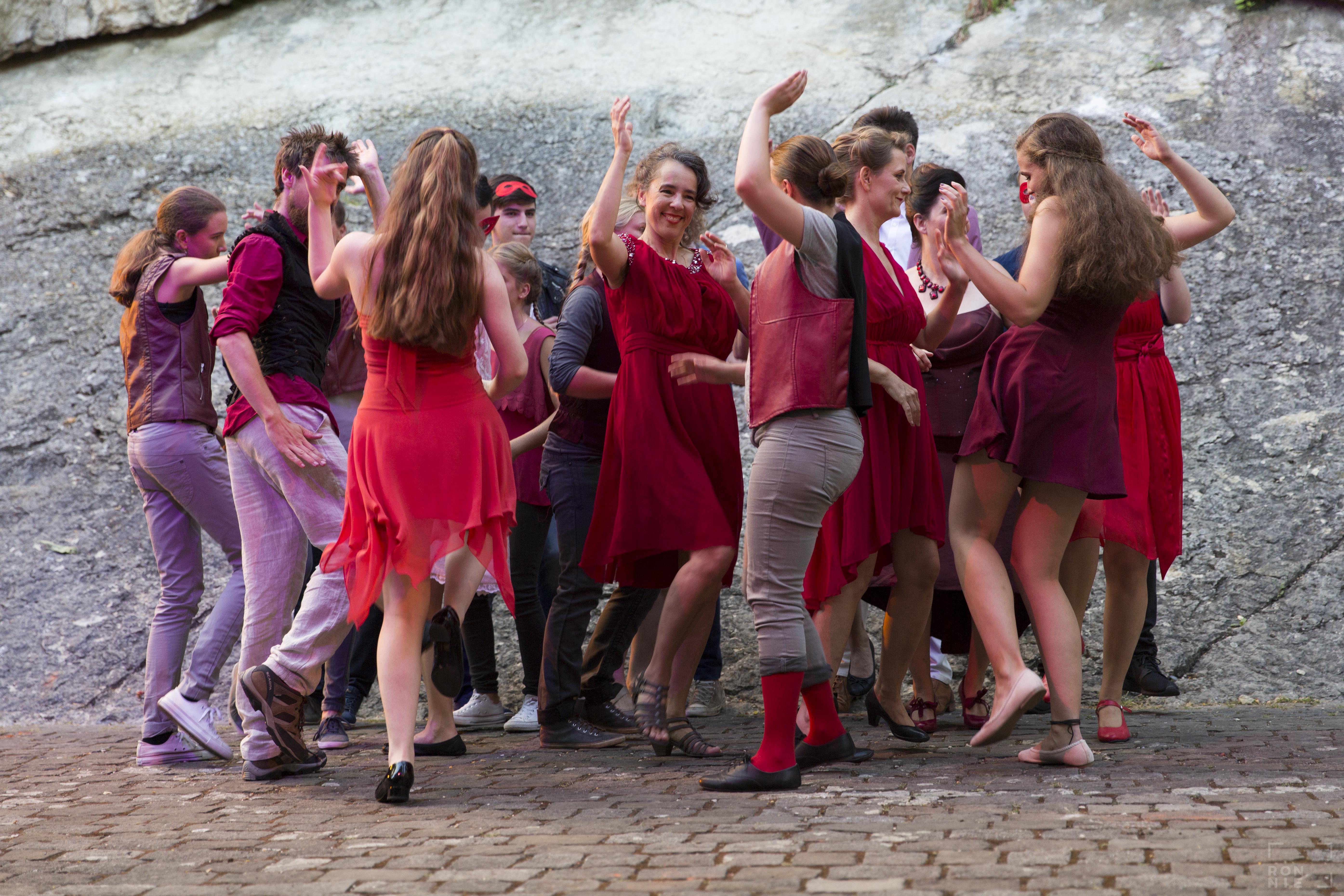 Tanz am Fest Capulets