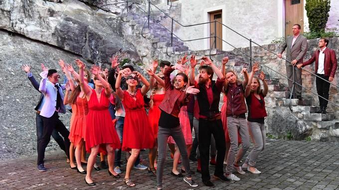 Am Fest bei Capulets