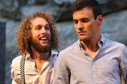 Romeo und Benvolio