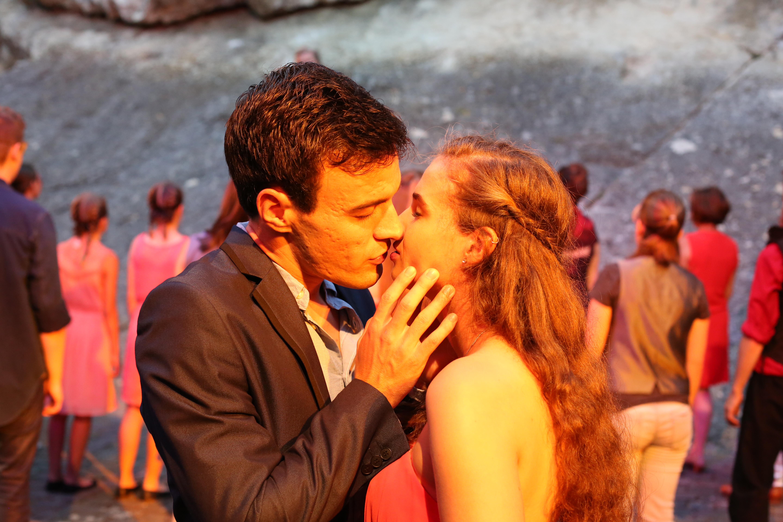 Romeo und Julia 1. Begegnung