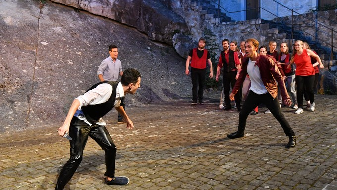 Kampf Mercutio - Tybalt